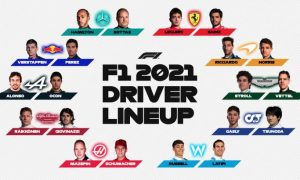 A look at Formula 1's completed class of 2021