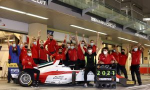 Guanyu Zhou adds superlicence points with Asian F3 title