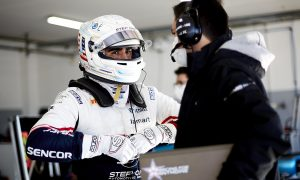 Correa back behind the wheel 533 days after Spa tragedy
