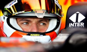 Verstappen 'not really thinking' about possible 2021 Mercedes chance