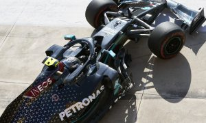 Mercedes reveal launch date of 2021 F1 contender