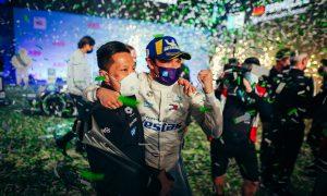 Diriyah E-Prix: De Vries enjoys opening round clean sweep