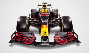 Red Bull unveils familiar look for 2021's RB16B