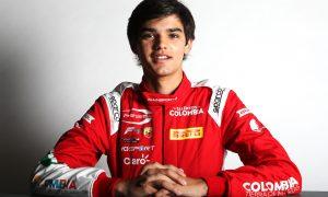 Sebastian Montoya, PREMA Powerteam. February 2021