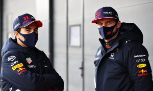 Perez: Experience a 'big' benefit in battle against Verstappen