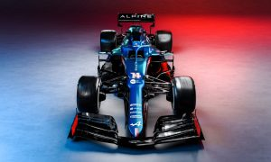 Alpine F1 team showcases new identity A521