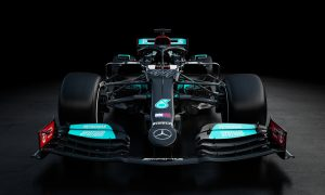 Mercedes unveils new 2021 W12 Black Arrow!