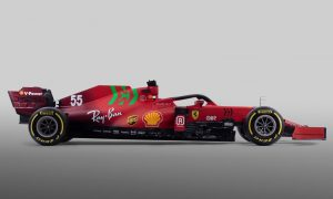 Ferrari opted for 'radical change' with SF21 rear end