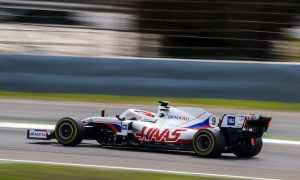 Mazepin shakes down new Haas VF-21 in Bahrain