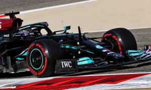 Mercedes W12 'not where we wanted it' admits Hamilton