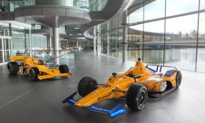 McLaren reportedly closing in on MTC sale to US private equity firm