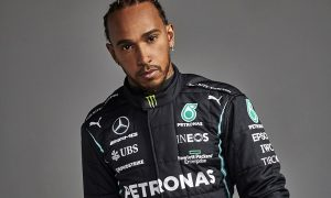 Mercedes-AMG F1 W12 E Performance Launch - Lewis Hamilton