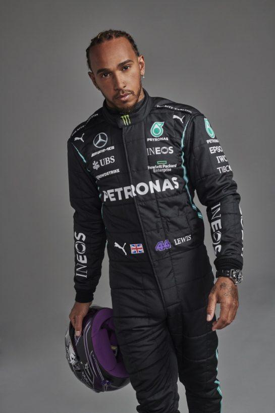 © Mercedes F1