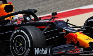 'I don't see myself as the favourite at all' insists Verstappen