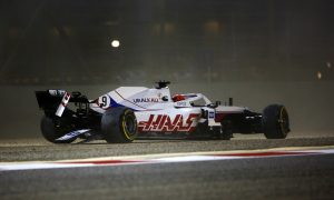 'Very angry' Mazepin owns up to first lap blunder