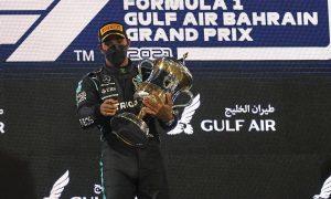 Bahrain 'one of the hardest races I've had' - Hamilton