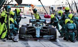 Aston Martin not fazed by problems and early finish