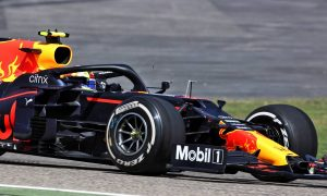 Perez takes top spot for Red Bull on Sunday morning