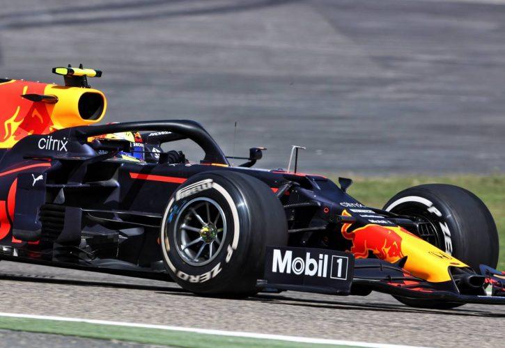 Sergio Perez (MEX) Red Bull Racing RB16B. 14.03.2021.