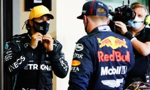 Hamilton and Verstappen 'very confused' by Turn 4 track limit issues