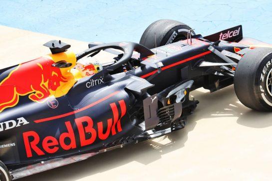 Max Verstappen (NLD) Red Bull Racing RB16B. 12.03.2021. Formula 1 Testing, Sakhir, Bahrain, Day One. - www.xpbimages.com, EMail: requests@xpbimages.com © Copyright: Batchelor / XPB Images