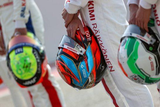 Kimi Raikkonen (FIN), Alfa Romeo Racing 12.03.2021. Formula 1 Testing, Sakhir, Bahrain, Day One.- www.xpbimages.com, EMail: requests@xpbimages.com © Copyright: Charniaux / XPB Images