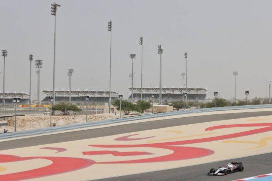 Antonio Giovinazzi (ITA) Alfa Romeo Racing C41. 13.03.2021. Formula 1 Testing, Sakhir, Bahrain, Day Two. - www.xpbimages.com, EMail: requests@xpbimages.com © Copyright: Charniaux / XPB Images