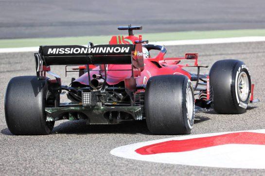 Charles Leclerc (MON) Ferrari SF-21. 13.03.2021. Formula 1 Testing, Sakhir, Bahrain, Day Two. - www.xpbimages.com, EMail: requests@xpbimages.com © Copyright: Batchelor / XPB Images