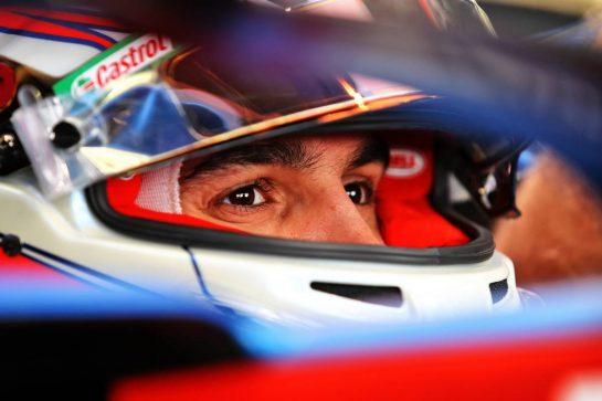 Esteban Ocon (FRA) Alpine F1 Team A521. 14.03.2021. Formula 1 Testing, Sakhir, Bahrain, Day Three. - www.xpbimages.com, EMail: requests@xpbimages.com © Copyright: Moy / XPB Images