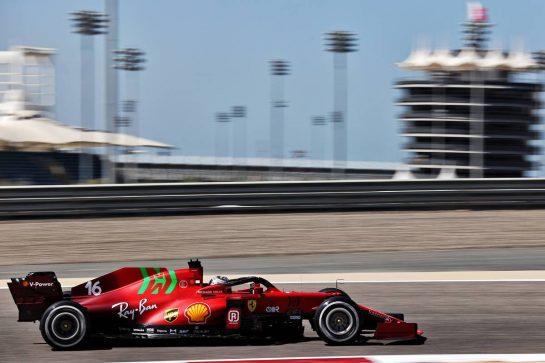 Charles Leclerc (MON) Ferrari SF-21. 14.03.2021. Formula 1 Testing, Sakhir, Bahrain, Day Three. - www.xpbimages.com, EMail: requests@xpbimages.com © Copyright: Batchelor / XPB Images