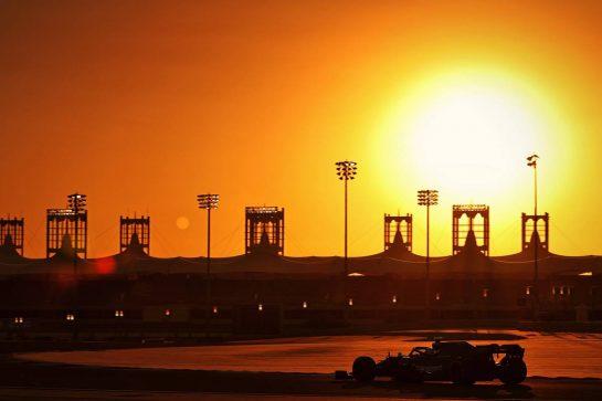 Sebastian Vettel (GER) Aston Martin F1 Team AMR21. 14.03.2021. Formula 1 Testing, Sakhir, Bahrain, Day Three. - www.xpbimages.com, EMail: requests@xpbimages.com © Copyright: Batchelor / XPB Images