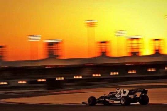 Yuki Tsunoda (JPN) AlphaTauri AT02. 14.03.2021. Formula 1 Testing, Sakhir, Bahrain, Day Three. - www.xpbimages.com, EMail: requests@xpbimages.com © Copyright: Batchelor / XPB Images