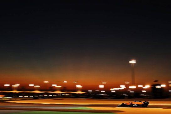 Daniel Ricciardo (AUS) McLaren MCL35M. 14.03.2021. Formula 1 Testing, Sakhir, Bahrain, Day Three. - www.xpbimages.com, EMail: requests@xpbimages.com © Copyright: Batchelor / XPB Images