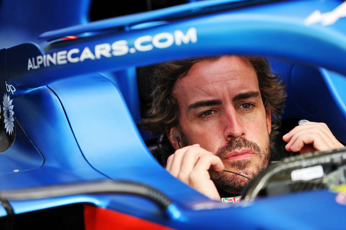 Alonso hopes Alpine used up its 'bad luck' in Bahrain