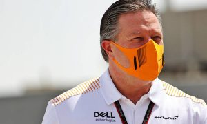McLaren: Brown insists new projects won't distract from F1