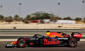 Verstappen leads the field in Bahrain GP first practice