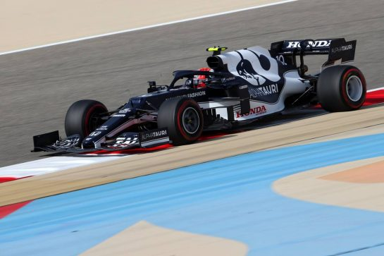 Pierre Gasly (FRA), AlphaTauri F1 26.03.2021. Formula 1 World Championship, Rd 1, Bahrain Grand Prix, Sakhir, Bahrain, Practice Day- www.xpbimages.com, EMail: requests@xpbimages.com © Copyright: Charniaux / XPB Images