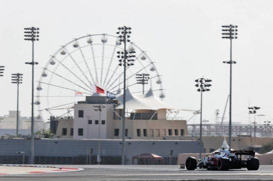 Kimi Raikkonen (FIN) Alfa Romeo Racing C41. 27.03.2021. Formula 1 World Championship, Rd 1, Bahrain Grand Prix, Sakhir, Bahrain, Qualifying Day. - www.xpbimages.com, EMail: requests@xpbimages.com © Copyright: Batchelor / XPB Images