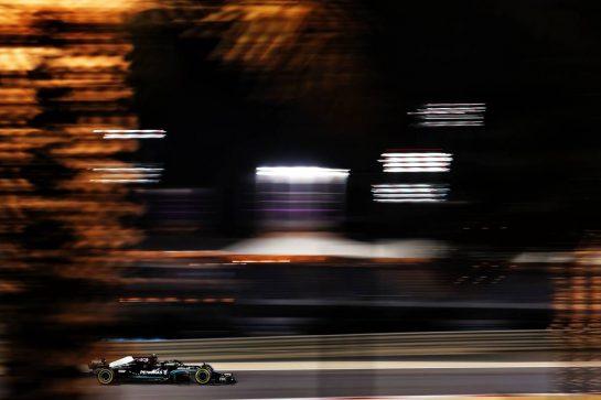 Valtteri Bottas (FIN) Mercedes AMG F1 W12. 27.03.2021. Formula 1 World Championship, Rd 1, Bahrain Grand Prix, Sakhir, Bahrain, Qualifying Day. - www.xpbimages.com, EMail: requests@xpbimages.com © Copyright: Charniaux / XPB Images