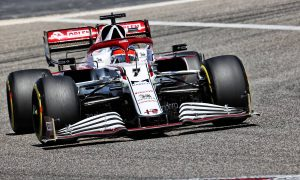 'Surprising' Alfa Romeo a standout in testing for Russell