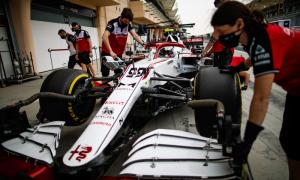 Alfa Romeo 'better prepared' after strong pre-season test
