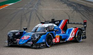 Alpine rolls out WEC and Le Mans Hypercar contender