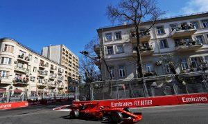 Azerbaijan GP set to take place behind closed doors