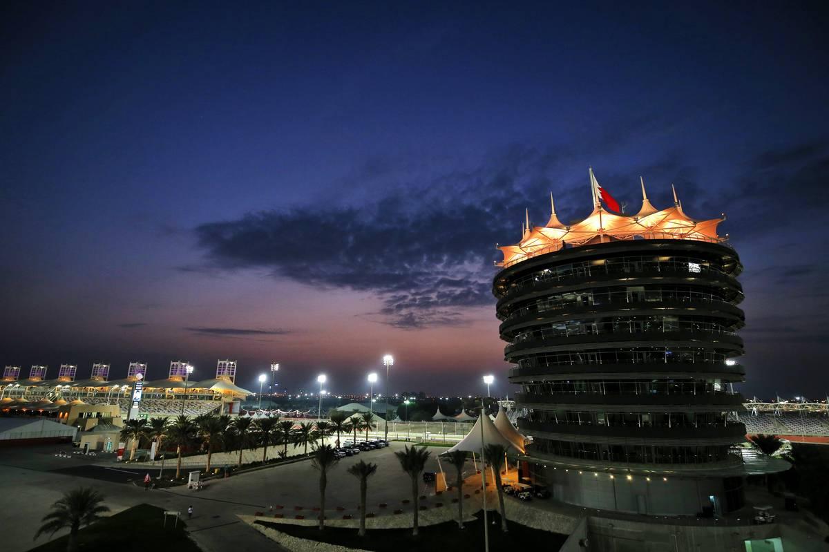 Circuit atmosphere. 29.11.2020. Formula 1 World Championship, Rd 15, Bahrain Grand Prix, Sakhir