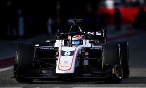 Lundgaard fastest of them all in Bahrain F2 test