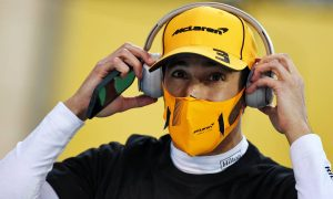 Brown reveals special bet with Ricciardo for podium finish