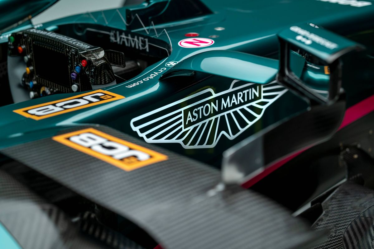 Aston Martin eyeing five-year roadmap to F1 title