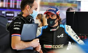 Alonso quickly 'up to speed' with Alpine - Brivio