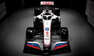 Haas unveils new livery and title sponsor for 2021