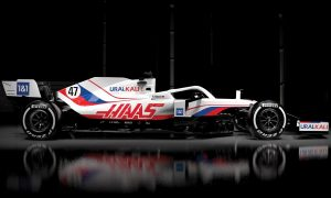 Haas confirms Friday pitlane unveil of VF-21 in Bahrain